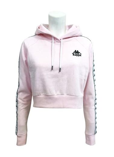 Kappa Sweatshirt Pembe